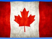 Drapeau Canadien Animation Wallpaper
