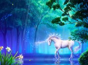 Jardin Fantastique Animation Wallpaper