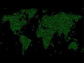 Monde de Matrix Animation Wallpaper