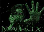 Screen shot: Trinity de Matrix