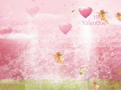 Fröhlicher Valentinstag Animation Wallpaper